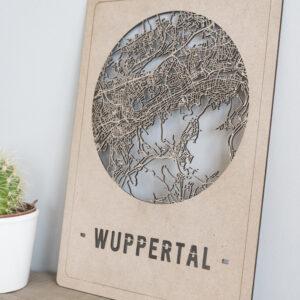 Citymap Wuppertal