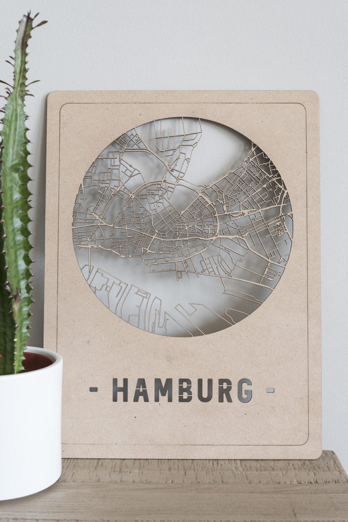 Citymap Hamburg
