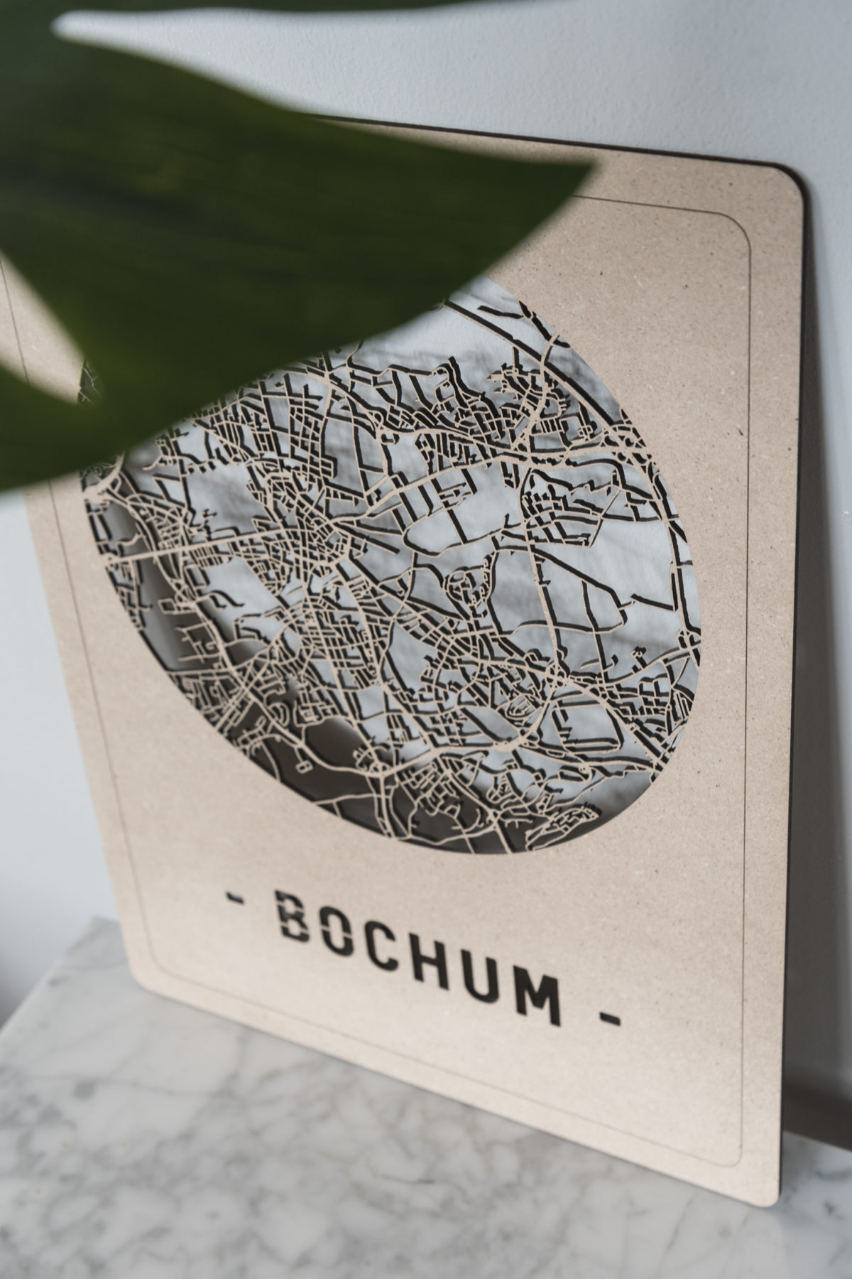Citymap Bochum