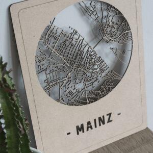 Citymap Mainz