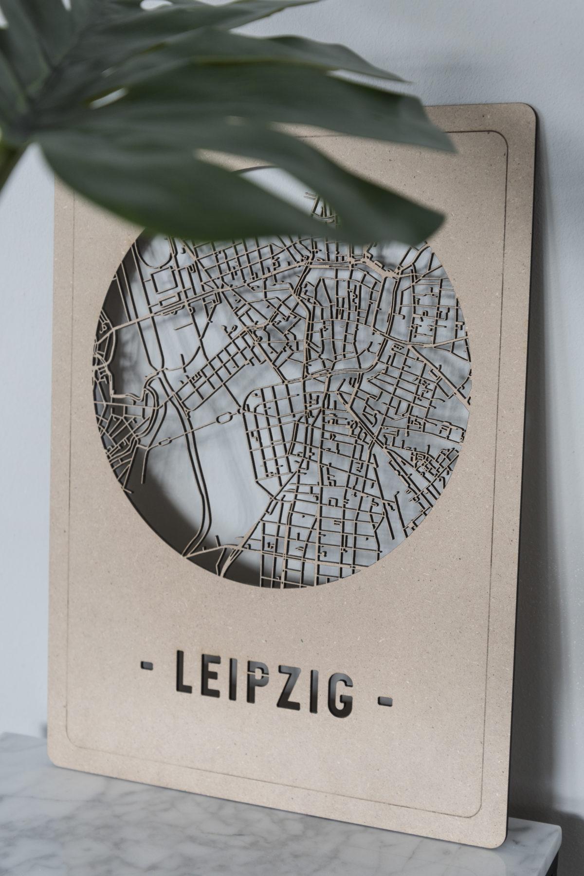 Citymap Leipzig