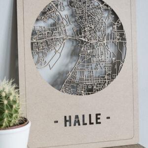 Citymap Halle