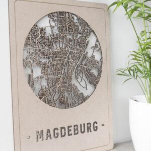 Citymap Magdeburg