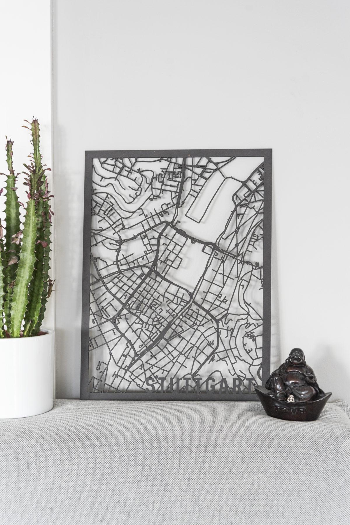 Citymap Stuttgart
