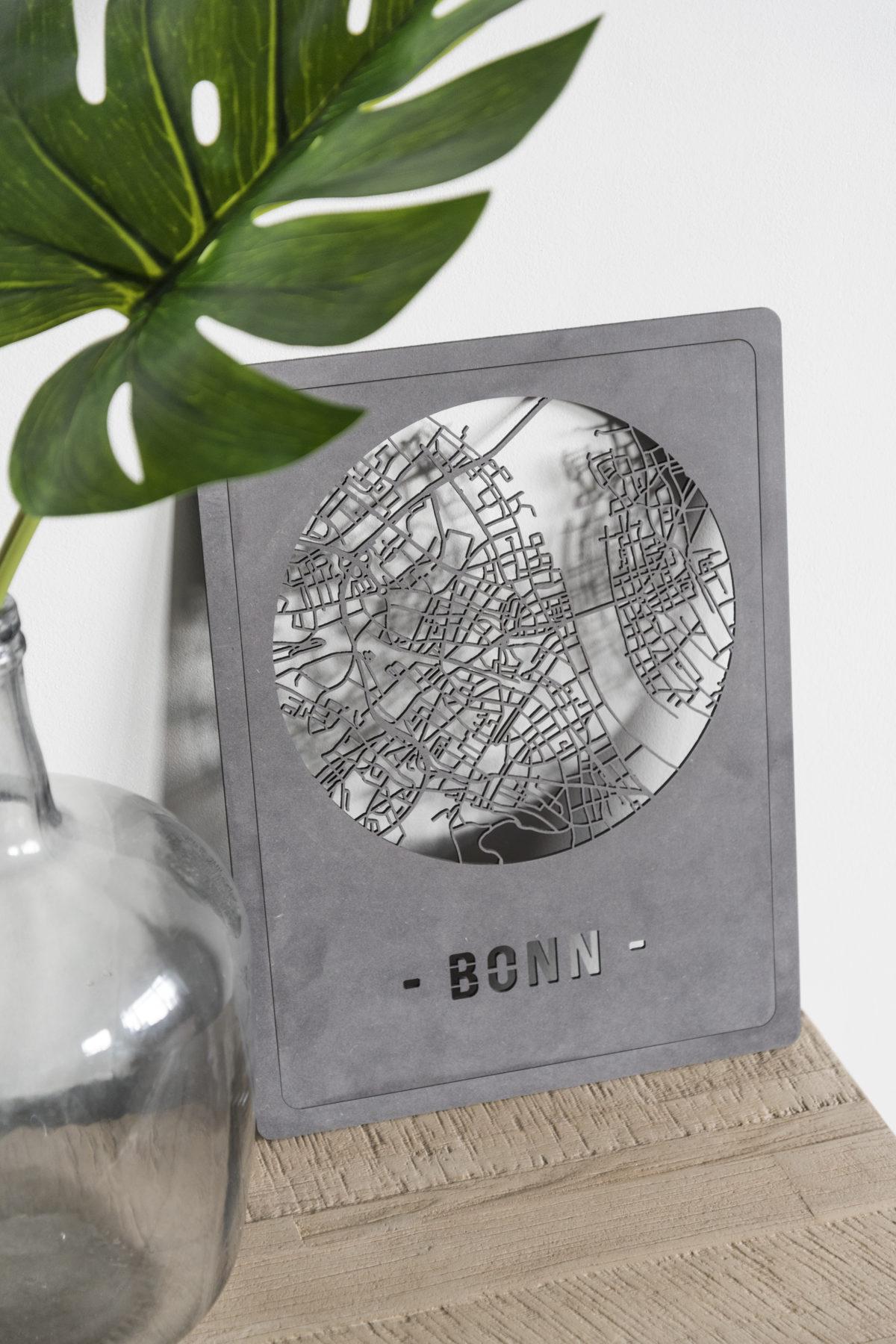 Citymap Bonn